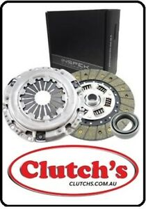 CLUTCH KIT HYUNDAI   TERRACAN 3.5L V6 G6CU 2002-2007 5 SPEED INSPEK PBR CI BRETT