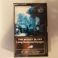 Moody Blues Long Distance Voyager (Cassette)