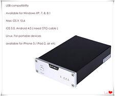 SMSL Sanskrit 6th Anniversary Edition DAC Coaxial Optical Port Decoder USB Input