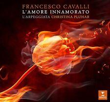 CHRISTINA/L'ARPEGGIATA/RIAL PLUHAR - L'AMORE INNAMORATO  CD NEU CAVALLI