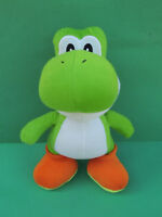 Nintendo World of Super Mario : Yoshi vert peluche 32cm soft toy plush 2009