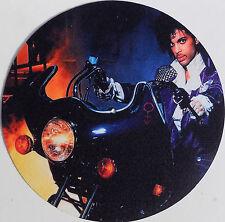 PRINCE Record Deck SLIP-MAT Purple Rain Vinyl LP TURNTABLE Slip Mat Ltd