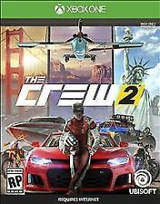 The Crew 2 (Microsoft Xbox One, 2018)