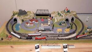TT Eisenbahnplatte - TT Modelleisenbahn