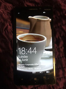 Nokia Lumia 930 Black 32GB Smartphone PIN Locked