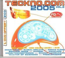 (DM466) Teckno.Com 2005 VoL.2, 2CDS - 2005 CD