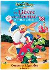"""DVD Contes et Légendes Volume 4 """"Le Lievre et la Tortue"""" Walt Disney Donald VF"""
