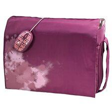 Hama Karo Notebook Set Tasche/Maus bis 40 cm 15,6 Zoll pink 53882