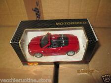 MAISTO AUDI TT Roadster TFSI S-TRONIC 1/32 RETROCARICA PULL BACK spider cabrio