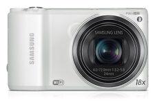 Samsung WB Series WB250F 14.2 MP Digital Camera, 18x zoom, Black, Seldom used