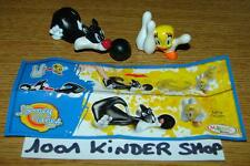 KINDER DC231 DC 231 LOONEY TOONS TUNES SHOW SYLVESTER TWEETY TITI BOWLING + BPZ