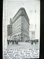 San Francisco,Ca~1911 Crocker Building~Un-Paved Post St