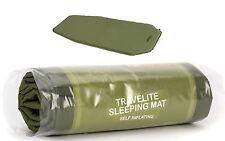 Snugpak Travelite Self Inflating Sleeping Mat (Midi) - Great For Camping
