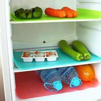 4X Kühlschrank Matte Anti Bakterien Antifäulnis Mehltau Beweis Wasserfest Pad
