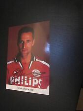 26391 Rene Eykelkamp PSV Eindhoven Schalke 04 original signierte Autogrammkarte