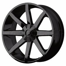 KMC 20 x 8.5 Slide Wheel Rim 5x139.7 5x150 Part # KM65128586338