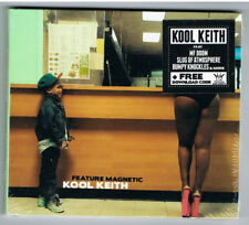 KOOL KEITH - FEATURE MAGNETIC - CD 14 TITRES - 2016 - NEUF NEW NEU
