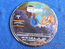 Finding Nemo Widescreen dvd Disc Only No Usps Tracking!