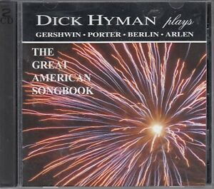 The Great American Songbook by Dick Hyman (CD, Nov-1994, 2 Discs, Musicmasters)
