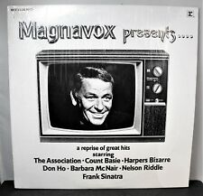 MAGNAVOX PRESENTS / Various Artists - Near-Mint / EX LP (1973)