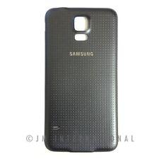 Samsung Galaxy S5 V i9600 Black Color Battery Cover Back Door Case USA Seller