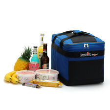 24L COOLER COOL ICE BAG LUNCH FOOD BEER DRINK BOX SCHOOL CAMPING PICNIC
