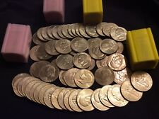 $50 Eisenhower SILVER Dollar IKE HIGH GRADE Lot 1971-1978 AU TO UNcirculated ++