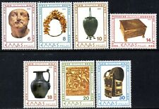 (Ref-11891) Greece 1979 Archaeological Discoveries SG.1468/1474  Mint MNH