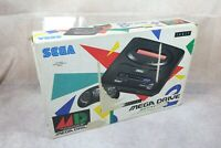 Sega Mega Drive 2 console very good boxed Japan Genesis MD2 system US Seller