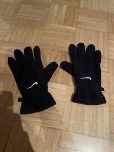 S VfL Wolfsburg Handschuhe schwarz//fleece