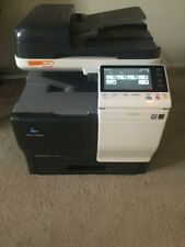 Konica Minolta Bizhub C3350 Color Copier Printer Scanner