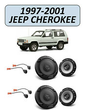 Factory Speaker Replacement Kit For Jeep Cherokee 1997-2001, KENWOOD