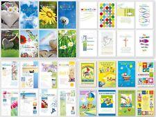 50 Kommunionkarten Kommunionskarten Glückwunschkarten Kommunion sk 4300