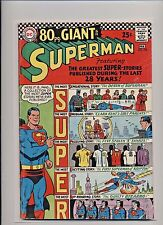 SUPERMAN #193 (1967) FN ( REPRINT OF THE DEATH OF SUPERMAN) SUPERGIRL JLA LEGION