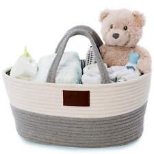 Baby Wickeltasche Windeltasche Babytasche & Aufbewahrungskorb Einkaufskorb