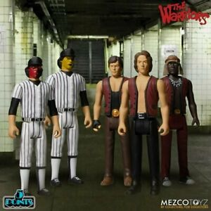 Mezco 5 Points: The Warrios - Warriors Box Set Action Figure - New in Stock