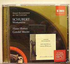 SCHUBERT WINTERREISE HOTTER CD