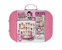 LOL Surprise! Fashion Show On-The-Go Storage/Playset with Doll Included – Hot