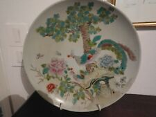 grand plat en porcelaine chine japon Asie