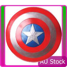 "Captain America Shield 24"" Fancy Dress Superhero Licensed Costume Accessory"