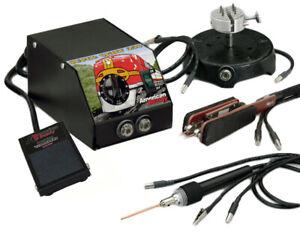 Deluxe SuperChief 250 Resistance Soldering system