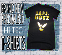 GOLD PERSONALISED ADULT STAG HEN KIDS CUSTOM TEE PRINTED T-SHIRT ANY TEXT NEW