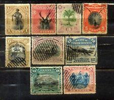 Malaya Labuan North Borneo 1894 Complete. Set