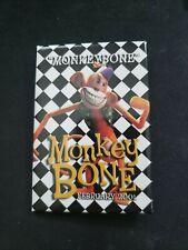 Monkeybone Monkey Bone 2001 Movie Pin Back Button Ships in 24 hours!