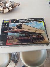 Revell 1/72 BruckenLegepanzer Biber Bridge Layer Beaver Airfix Tamiya Italeri