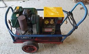 Petter 4 KVA Diesel Generator, Hand start