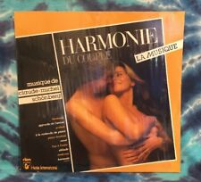 Claude-Michel Schonberg  LP  Harmonie Du Couple  LA MUSIQUE  Cheesecake  NUDE