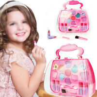 Pretend Play Cosmetic Makeup Toy Set Kit for Little Girls Kids Beauty Toys New x