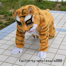 ADS Tiger Mascot Costume Event Cheerleading Xmas Party Cosplay Animal Game Dress