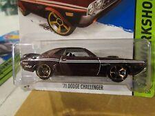Hot Wheels '71 Dodge Challenger HW Workshop